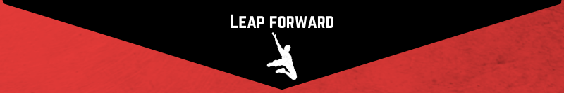 Leap Forward banner